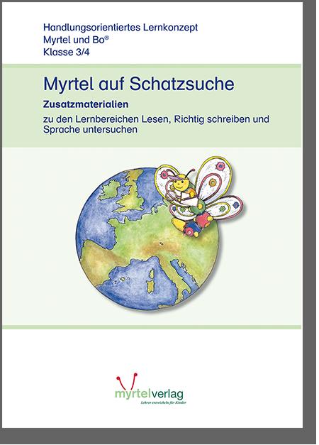 Lernstufe 34 Myrtel Auf Schatzsuche